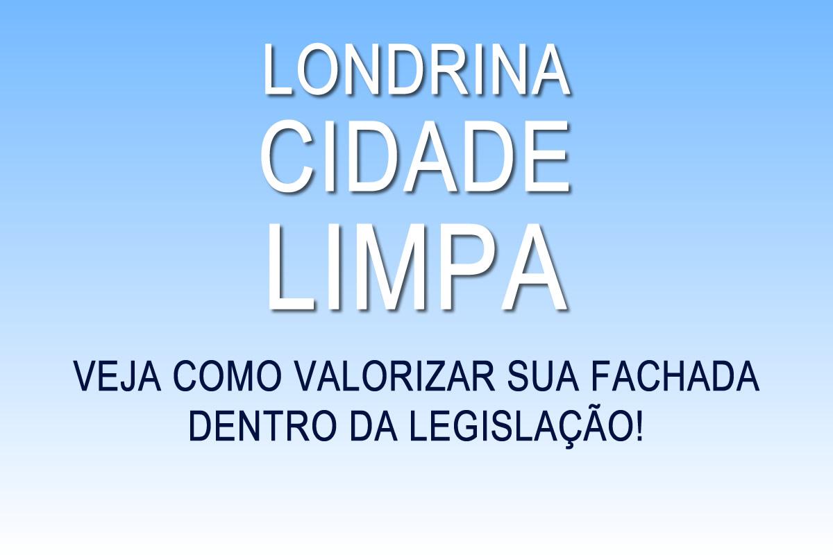 Londrina Cidade Limpa Fachada