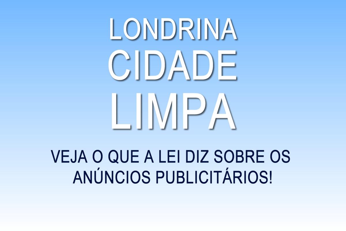 Londrina Cidade Limpa Publicidade
